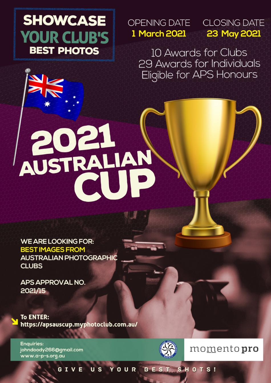 Aust Cup 2020 FLYER WEB