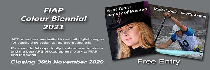 Banner FIAP Colour Biennial 2021