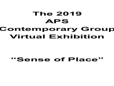 Sense of Place - 2019 Virtual Exhibition