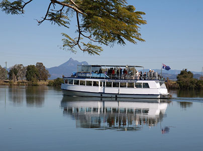 tweed river cruise